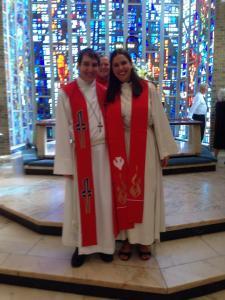 Pastors Jeremy and Amanda Ullrich
