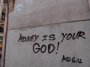 money or God