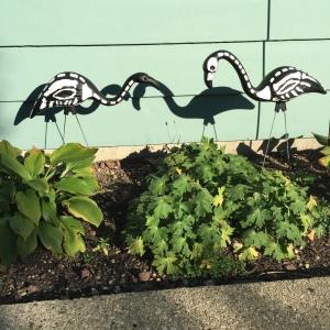 skeleton flamingos-square