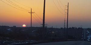 A Nebraska sunset-copy